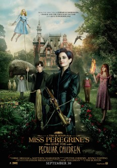 Miss Peregrine's Home for Peculiar Children - Μις Πέρεγκριν Στέγη για Ασυνήθιστα Παιδιά