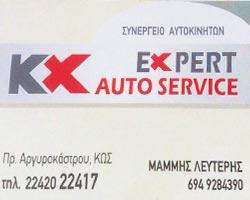 KX EXPERT AUTO SERVICE