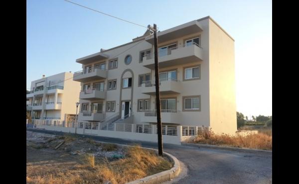 Πωλείται Διαμέρισμα Ισόγειο υπερυψωμένο 70 τμ. στην Πόλη της Κω