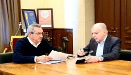 Επέκταση των περιορισμών στις μετακινήσεις προς και μεταξύ των νησιών και διαφύλαξη της Ελληνικής ακτοπλοΐας ζητούν Περιφερειάρχης και Δήμαρχος Ρόδου
