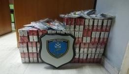 Σύλληψη αλλοδαπού για λαθραία καπνικά προϊόντα στην Κω