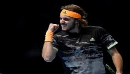 ATP Finals: Προκρίθηκε ως πρώτος ο Τσιτσιπάς! Κόντρα στον Φέντερερ στα ημιτελικά – video