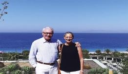 Γνωρίστηκαν στη Ρόδο, ερωτεύθηκαν, παντρεύτηκαν και γύρισαν μετά από 50 χρόνια