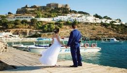 Στη Ρόδο η μεγαλύτερη παγκοσμίως επαγγελματική πλατφόρμα για τους γαμήλιους προορισμούς