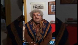 Ξεκαρδιστικό… μήνυμα κοινωνικής ευθύνης από τις «Αλουστίνες» Σύμης: «κατσείτε μέσα»! (βίντεο)