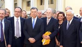Με Πρόεδρο Δημοκρατίας, Δήμαρχο Κω και Αντιπρόεδρο ΔΙΙΚ η φύτευση «Πλάτανου του Ιπποκράτη» στο Πανεπιστήμιο Ιωαννίνων