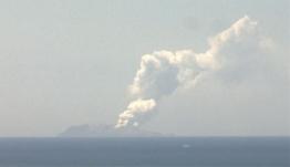Έκρηξη ηφαιστείου στη Νέα Ζηλανδία: Δεκάδες τουρίστες ήταν στον κρατήρα - Αναφορές για 20 τραυματίες