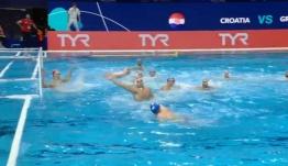 """Η Εθνική πόλο έμεινε εκτός ημιτελικών! """"Υπόκλιση"""" στον """"κακό δαίμονα"""" της ανώτερης Κροατίας (video)"""