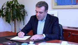 Μάνος Κόνσολας: «Κάναμε πράξη τη λειτουργία της Σχολής Ξεναγών Θεσσαλονίκης»