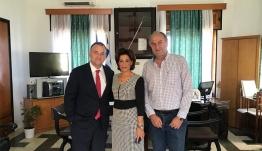 Την Βουλή των Ελλήνων εκπροσώπησε ο Βουλευτής Δωδεκανήσου Ιωάννης Παππάς στην Κάρπαθο