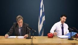 Τάκης Ζαχαράτος: Μετά τον Χαρδαλιά «μεταμορφώθηκε» και σε Τσιόδρα -Ξεκαρδιστικό βίντεο