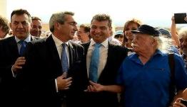 """Γ. Χατζημάρκος: """"Ενας Μεγάλος Ελληνας πέρασε στην Ιστορία"""""""