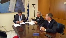 Μνημόνιο Συνεργασίας υπέγραψε ο Υφυπουργός Αθλητισμού, Λευτέρης Αυγενάκης με την Safe Water Sports για την πρόληψη και την ασφάλεια στις υδάτινες αθλητικές δραστηριότητες
