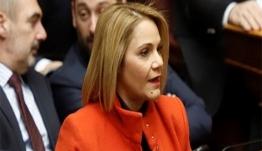 Μίκα Ιατρίδη: «Ιστορική στιγμή για τη χώρα η εκλογή της Αικατερίνης Σακελλαροπούλου στην Προεδρία της Δημοκρατίας».
