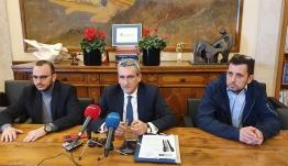 Υπεγράφη η σύμβαση με τον ανάδοχο για την κατασκευή του Δικτύου Ύδρευσης Σκάλας Πάτμου