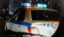 Επίθεση με βόμβες μολότοφ στο Α.Τ. Νέας Ιωνίας- Ζημιές σε δύο περιπολικά