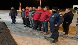 Ο Δήμαρχος και κάτοικοι εμπόδισαν την αποβίβαση προσφύγων και μεταναστών στη Λέρο