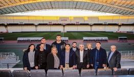 Η ελληνική αθλητική οικογένεια στη «μάχη» κατά του COVID-19
