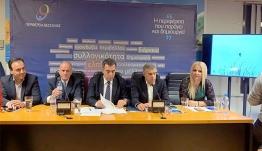 ΜΑΝΟΣ ΚΟΝΣΟΛΑΣ: «Η Περιφέρεια Θεσσαλίας διαμορφώνει το δικό της αυτόνομο αναπτυξιακό πρότυπο στον τουρισμό»