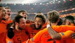 Nations League: «Φρένο» στην παγκόσμια πρωταθλήτρια Γαλλία από την Ολλανδία