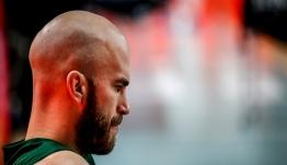Euroleague: Δεν κατάφερε να κάνει το «break» ο Παναθηναϊκός που ηττήθηκε με 78-63 από την Ρεαλ