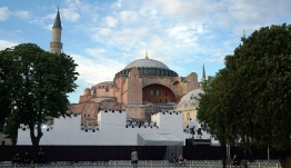 Σφοδρή αντίδραση της Ελλάδας για την κιτς «φιέστα» Ερντογάν στην Αγία Σοφία