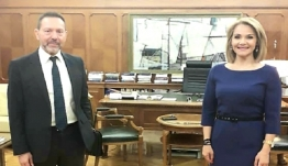 Μ. Ιατρίδη με Διοικητή Τράπεζας της Ελλάδας για τα δάνεια της Συνεταιριστικής Τράπεζας Δωδεκανήσου – Παράταση και χρηματοδότηση των επιταγών