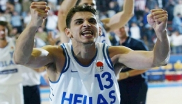 Και ο Χρήστος Χαρίσης στο Galis Basketball 3on3