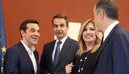 Δημοσκόπηση: Κοινωνική δυσαρέσκεια για κυβέρνηση, αντιπολίτευση -Στο ναδίρ η δημοφιλία Τσίπρα