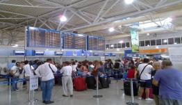 Αυξήθηκε η επιβατική κίνηση στα ελληνικά αεροδρόμια