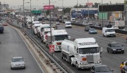 «Φρένο» στην κυκλοφορία φορτηγών σε εθνικές οδούς - Όλη η υπουργική απόφαση