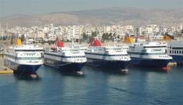 Αλλαγές στα δρομολόγια των πλοίων λόγω της απεργίας την Τρίτη