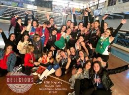 Τελχινίδας: Πρωταθλήτριες Δωδεκανήσου οι νεάνιδες