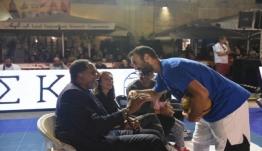 Galis Basketball 3on3: Νικητής ο Κενανόπουλος στο καρφώματα