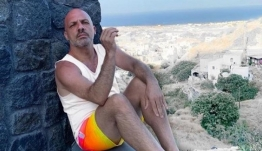 Νίκος Μουτσινάς: Αποκάλυψε για πρώτη φορά ότι έχει σχέση - το κρυφό τατουάζ