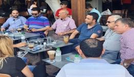Περιοδείες του υπ. βουλευτή Αντώνη Γιαννικουρή σε χωριά τις Ρόδου