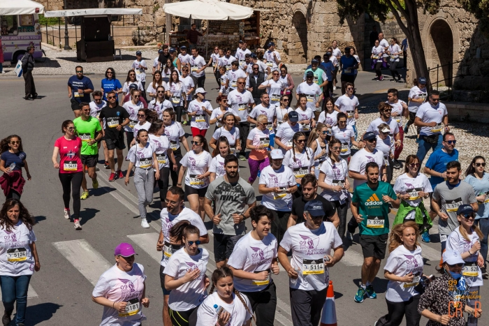 Roads to Rhodes Marathon 2018 – 29 Aπριλίου