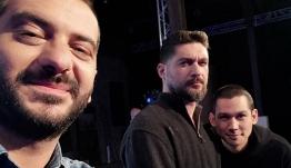 MasterChef: Οι κριτές ξανά μαζί -Η πρώτη φωτογραφία στο Instagram από τα γυρίσματα του τρίτου κύκλου