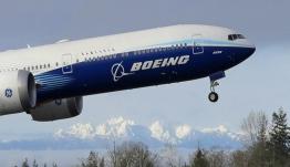 Boeing 777X: Ξεκίνησε το παρθενικό του ταξίδι ο «Γίγας των αιθέρων» [βίντεο]