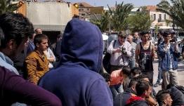Αγρια συμπλοκή στο κέντρο φιλοξενίας στα Διαβατά- Δύο τραυματίες