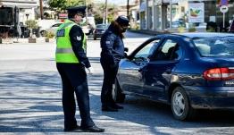 Απαγόρευση κυκλοφορίας: «Αγγίζουν» τις 20.000 οι παραβάσεις για άσκοπες μετακινήσεις