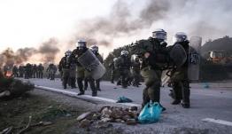 ΕΛΑΣ για τα γεγονότα σε Λέσβο και Χίο: Οι αστυνομικοί έχουν στολή και αποστολή-Eκνομες ενέργειες δεν γίνονται ανεκτές