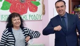 Η Περιφέρεια στηρίζει το Κέντρο Ελπίδα και τις Κοινωνικές Δομές