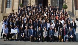 """Ευχαριστήριο για το MRC -9o Διεθνές Συνέδριο Προσομοίωσης Περιφερειακών Οργανισμών στο οποίο συμμετείχε το 1ο ΓΕΛ ΚΩ """"Ιπποκράτειο"""" με 35 μαθητές και 3 συνοδούς καθηγητές."""