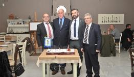 Όπως κάθε χρόνο έτσι και φέτος, ο Ροταριανός Όμιλος Κω πραγματοποίησε συνεστίαση για την καθιερωμένη κοπή της πρωτοχρονιάτικης πίτας.