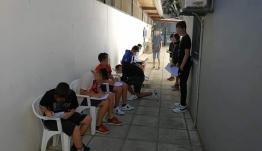 Πέρασαν από εξετάσεις οι νεαροί αθλητές του Φοίβου
