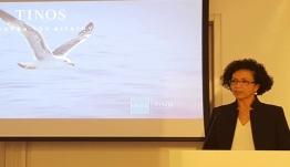 Υποψήφια με την παράταξη του Περιφερειάρχη Γ. Χατζημάρκου, η Νάτασα Δεληγιάννη, Αντιδήμαρχος Τουρισμού του Δήμου Τήνου