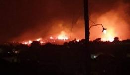 Ολονύχτια μάχη με τις φλόγες στη Ζάκυνθο: Εκκενώθηκαν οι Μαριές