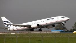 Aegean και ΕΛΠΕ προσφέρουν δωρεάν 10 πτήσεις μεταφοράς ιατροφαρμακευτικού υλικού