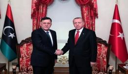 Τουρκία: Στη Βουλή για έγκριση η συμφωνία με τη Λιβύη